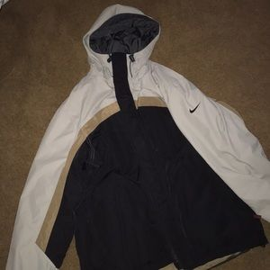 Nike 1990 Vintage windbreaker/snowboarding clothin